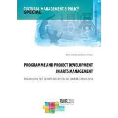 Programme and Project development in Arts Management